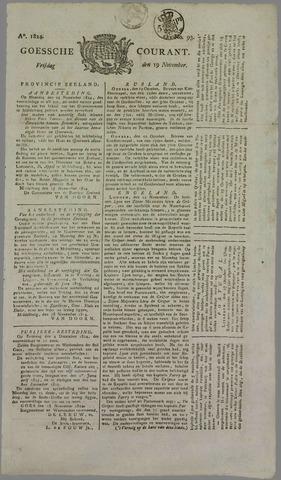 Goessche Courant 1824-11-19