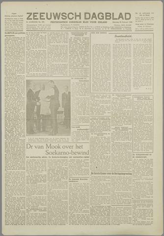 Zeeuwsch Dagblad 1947-02-22