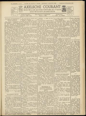 Axelsche Courant 1946-08-07
