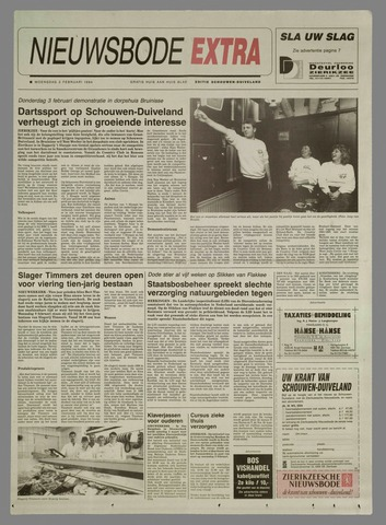 Zierikzeesche Nieuwsbode 1994-02-02