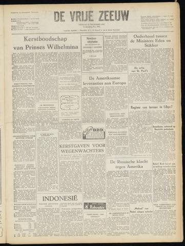 de Vrije Zeeuw 1951-12-21