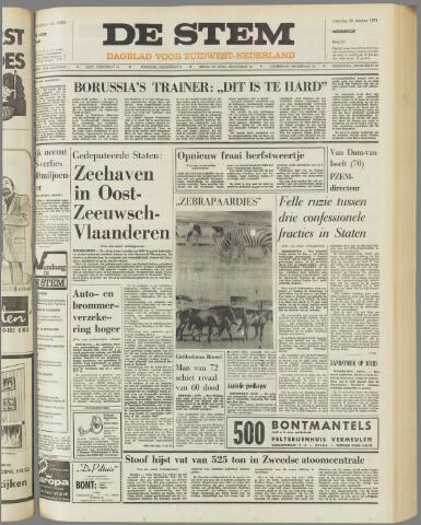 de Stem 1971-10-30