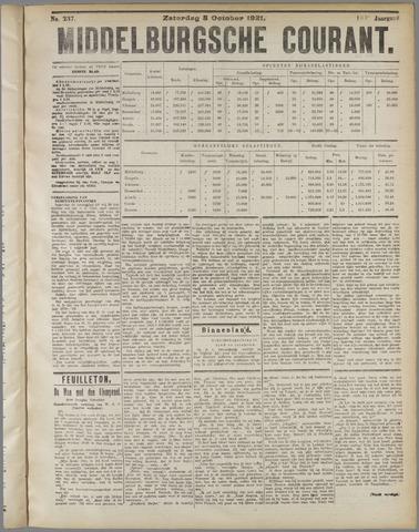 Middelburgsche Courant 1921-10-08