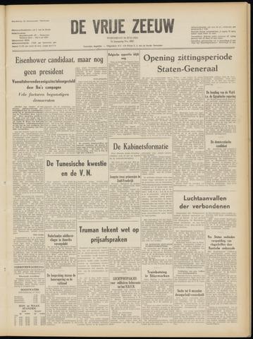 de Vrije Zeeuw 1952-07-16