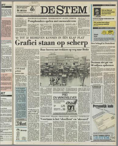 de Stem 1989-02-28