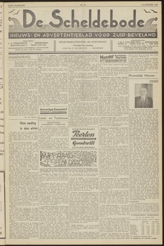 Scheldebode 1960-01-23