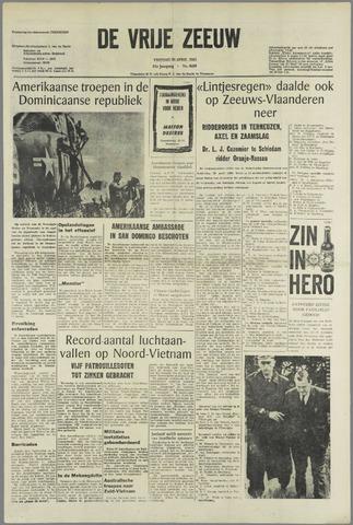 de Vrije Zeeuw 1965-04-30