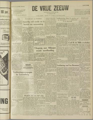 de Vrije Zeeuw 1959-01-22