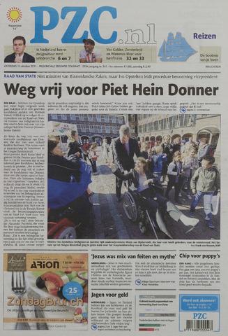 Provinciale Zeeuwse Courant 2011-10-15