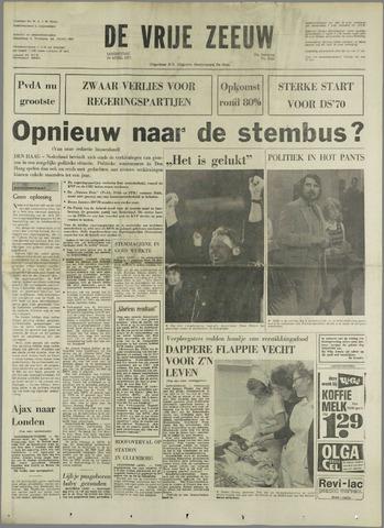 de Vrije Zeeuw 1971-04-29