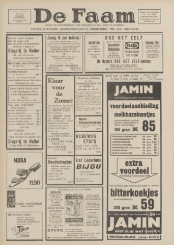 de Faam en de Faam/de Vlissinger 1967-06-15