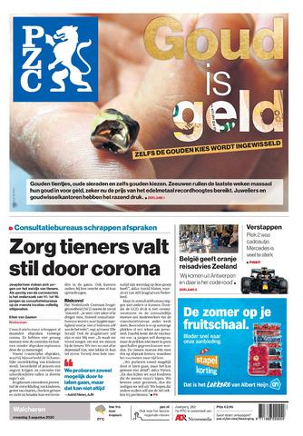 Provinciale Zeeuwse Courant 2020-08-03