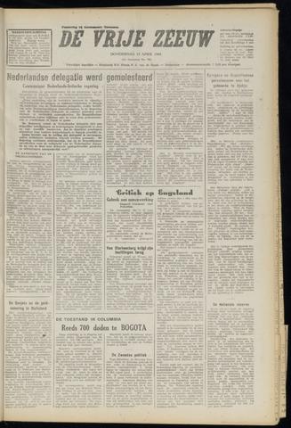 de Vrije Zeeuw 1948-04-15