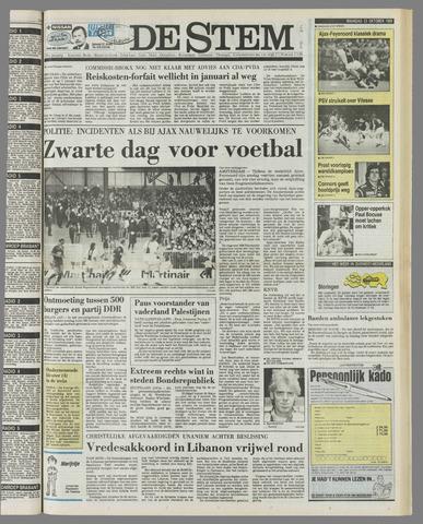 de Stem 1989-10-23