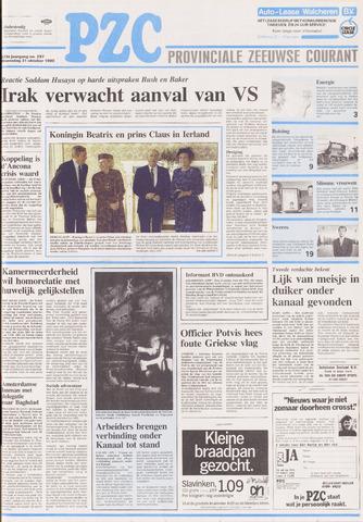 Provinciale Zeeuwse Courant 1990-10-31