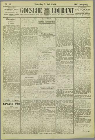 Goessche Courant 1927-05-02