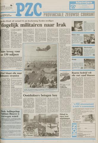 Provinciale Zeeuwse Courant 1991-04-18