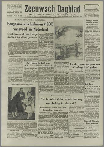 Zeeuwsch Dagblad 1956-11-14