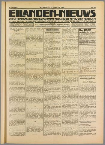 Eilanden-nieuws. Christelijk streekblad op gereformeerde grondslag 1936-01-15