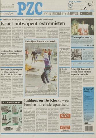Provinciale Zeeuwse Courant 1994-02-28