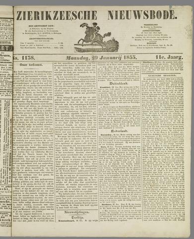 Zierikzeesche Nieuwsbode 1855-01-29