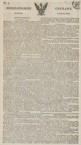 Middelburgsche Courant 1829-01-08