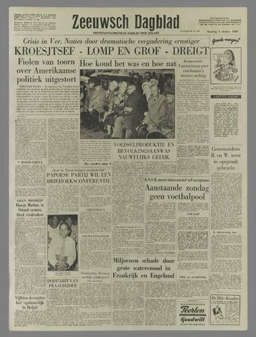 Zeeuwsch Dagblad 1960-10-03