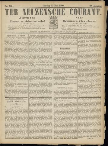 Ter Neuzensche Courant. Algemeen Nieuws- en Advertentieblad voor Zeeuwsch-Vlaanderen / Neuzensche Courant ... (idem) / (Algemeen) nieuws en advertentieblad voor Zeeuwsch-Vlaanderen 1900-05-22