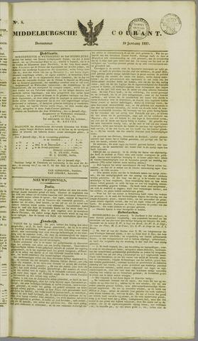 Middelburgsche Courant 1837-01-19