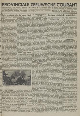 Provinciale Zeeuwse Courant 1943-11-15