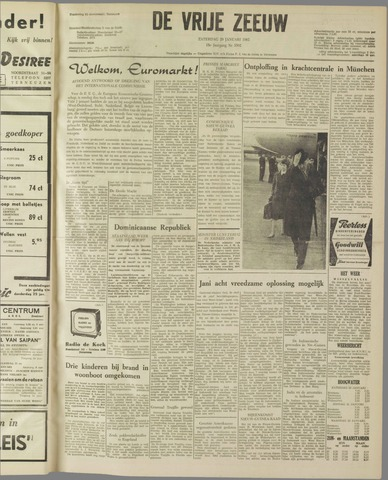 de Vrije Zeeuw 1962-01-20