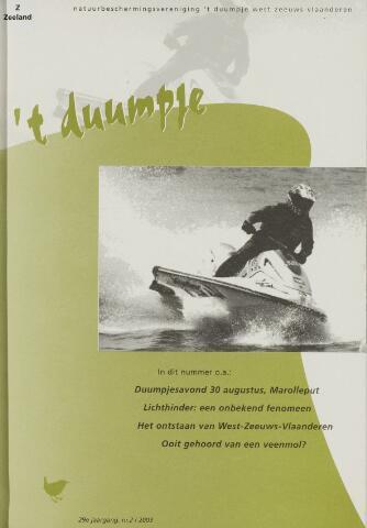 t Duumpje 2003-06-01