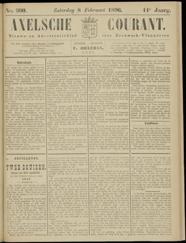 Axelsche Courant 1896-02-08