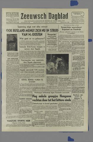 Zeeuwsch Dagblad 1956-11-06