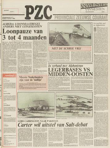 Provinciale Zeeuwse Courant 1980-01-04