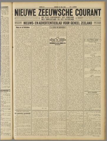 Nieuwe Zeeuwsche Courant 1930-07-29