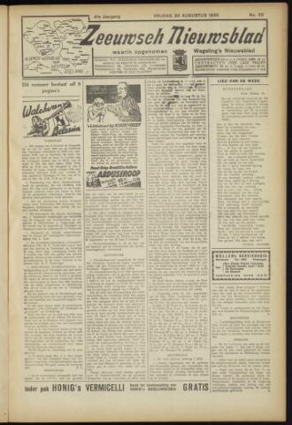 Zeeuwsch Nieuwsblad/Wegeling's Nieuwsblad 1935-08-30