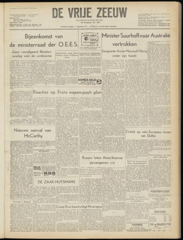 de Vrije Zeeuw 1955-01-10