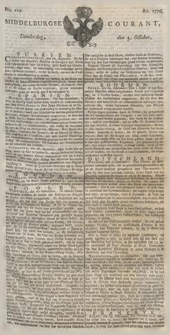 Middelburgsche Courant 1776-10-03
