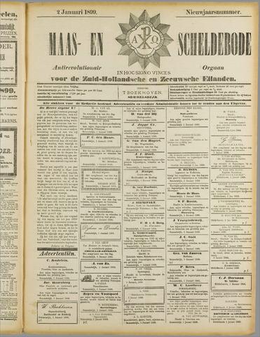 Maas- en Scheldebode 1899