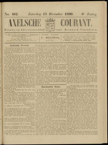 Axelsche Courant 1890-12-13