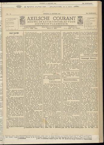 Axelsche Courant 1945-01-16