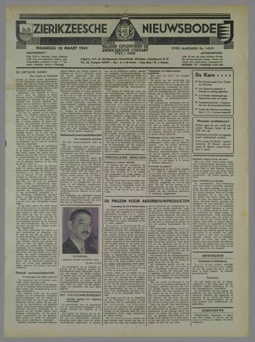 Zierikzeesche Nieuwsbode 1941-03-10