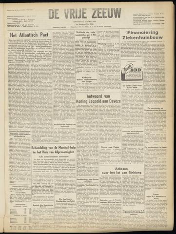 de Vrije Zeeuw 1950-04-01