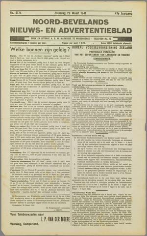 Noord-Bevelands Nieuws- en advertentieblad 1941-03-29