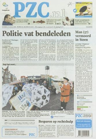 Provinciale Zeeuwse Courant 2008-10-27