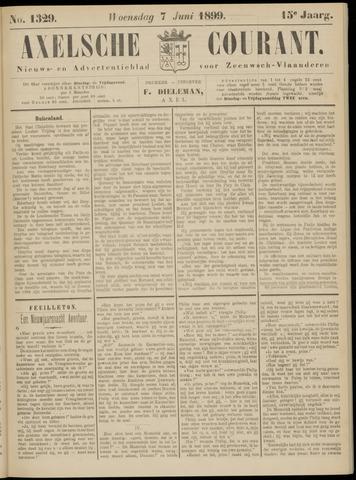 Axelsche Courant 1899-06-07
