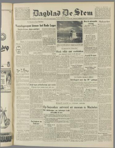 de Stem 1949-12-16