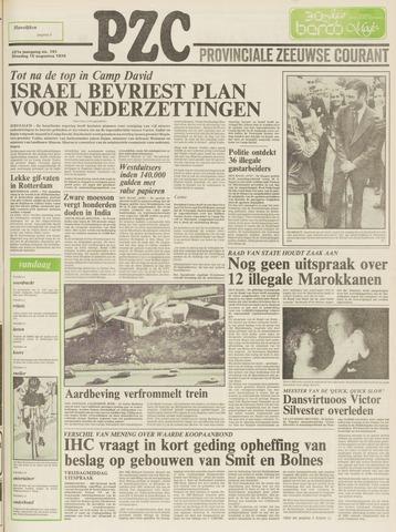 Provinciale Zeeuwse Courant 1978-08-15