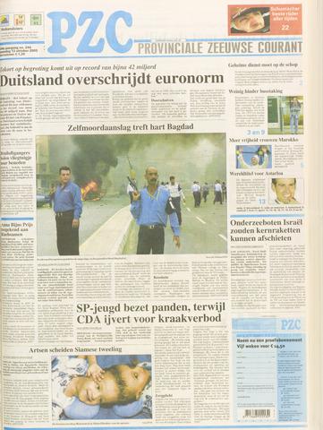 Provinciale Zeeuwse Courant 2003-10-13